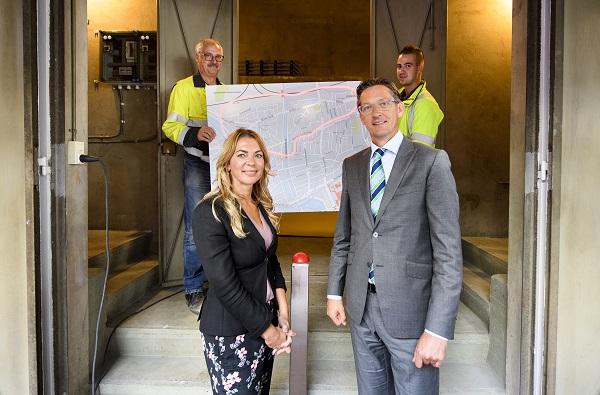 Stedin en Eerdmans maken Rotterdam bestendig voor de energietoekomst