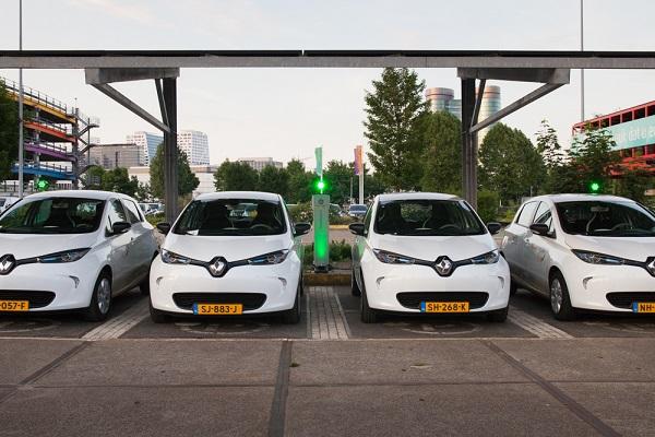 Smart Solar Charging bij Jaarbeurs Utrecht