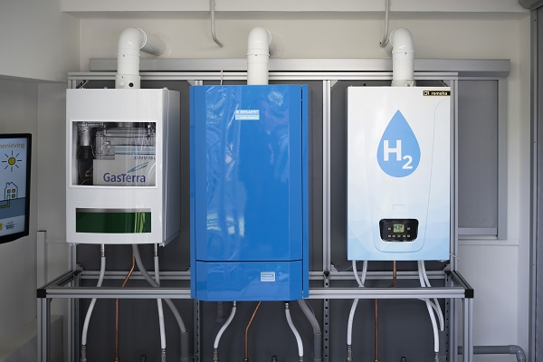 Waterstofketels