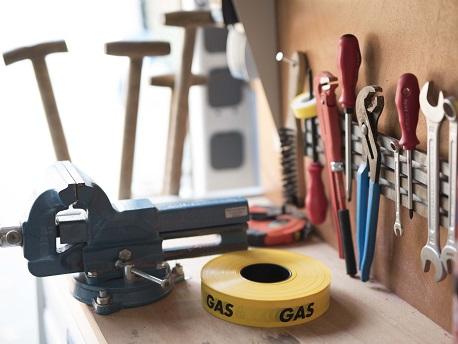 Materialen en gereedschappen